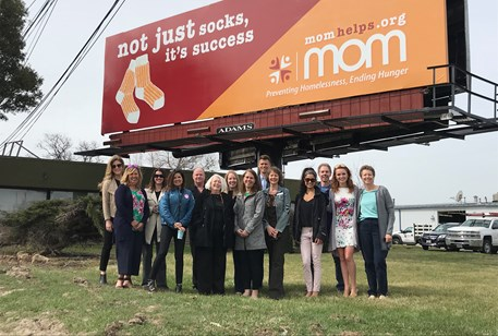 Local Billboards Show MOM's Impact