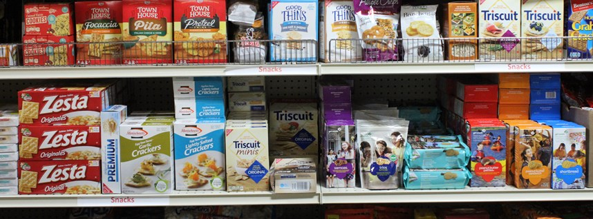 Girls Scouts, Boy Scouts, Dairy Council, Second Harvest Support MOM